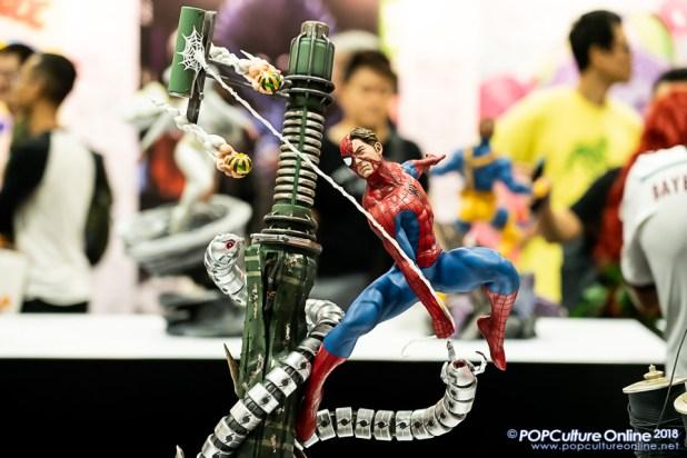 STGCC 2018 Event XM Studios Spider-Man