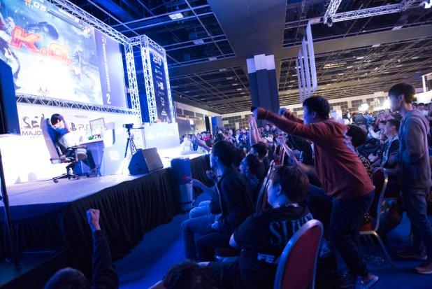 GS 2017 - SEA Major Esports Tournament