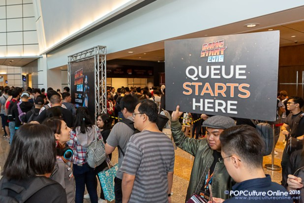 GameStart 2018 Event Queue