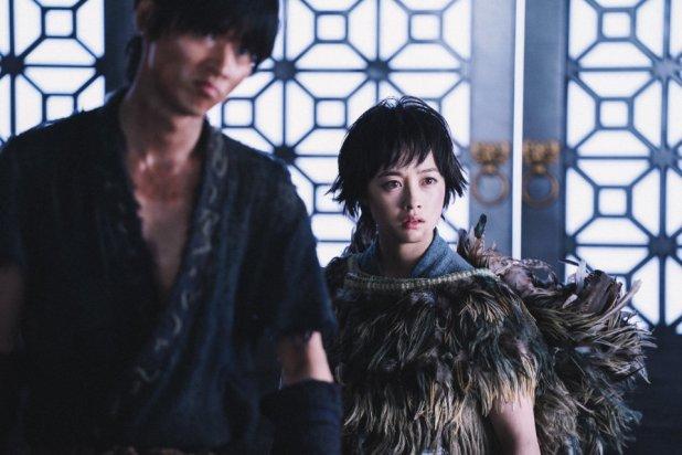 Kingdom Review Kanna Hashimoto