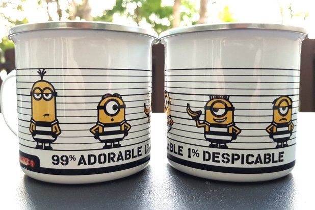 Cold Stone Creamery Limited Edition Minions Collectable Cup 04