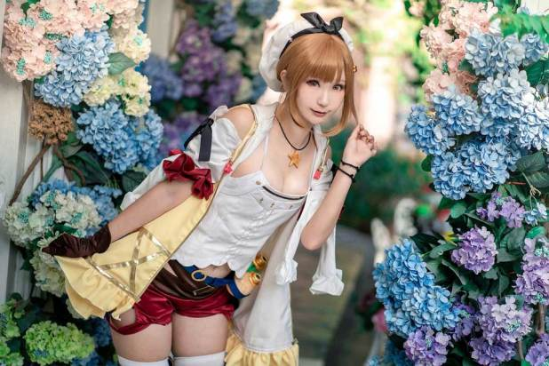C3AFASG2019 Cosplay Guests Hiko
