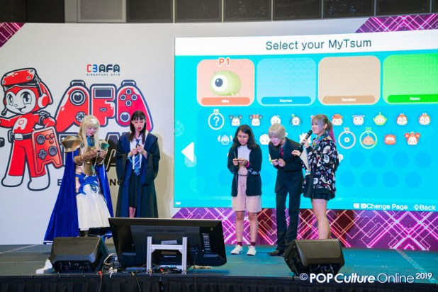 C3 Anime Festival Asia Singapore 2019 AFA Play