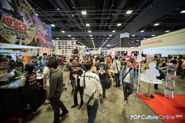 C3 Anime Festival Asia Singapore 2019 Festival Event Grounds 01