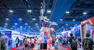 C3 Anime Festival Asia Singapore 2019 Gundam