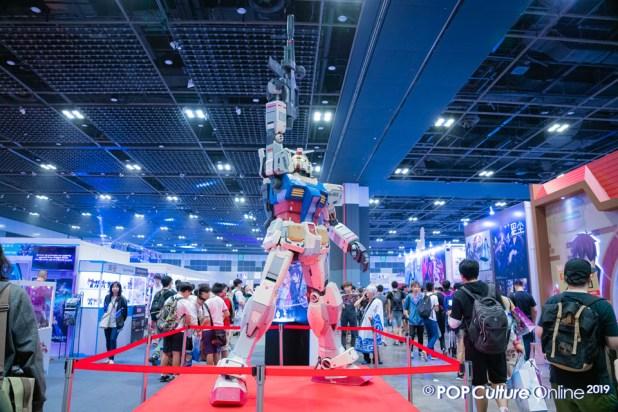 C3 Anime Festival Asia Singapore 2019 Gundam