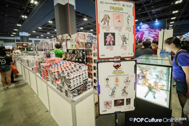 C3 Anime Festival Asia Singapore 2019 Sheng Tai Toys