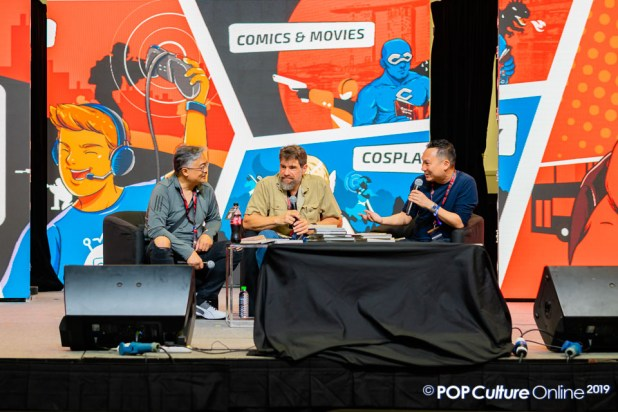 Singapore Comic Con SGCC 2019 Panel Andy Kubert