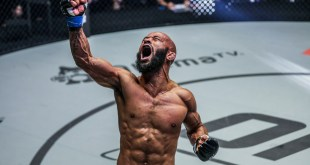 Demetrious Mighty Mouse Johnson Interview