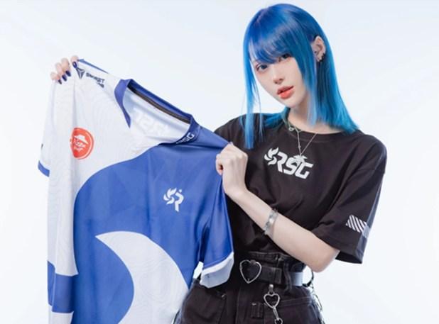 DJ Haru RSG Lenovo Brand Ambassador