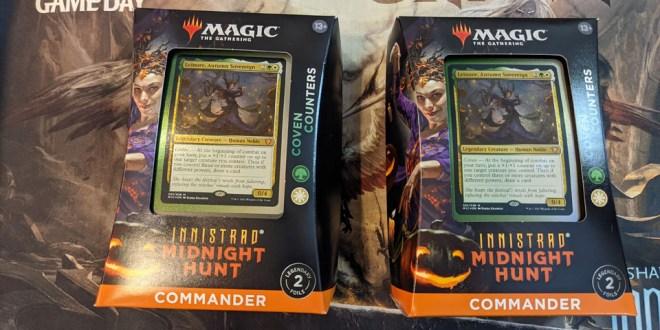 Magic The Gathering Innistrad Midnight Hunt