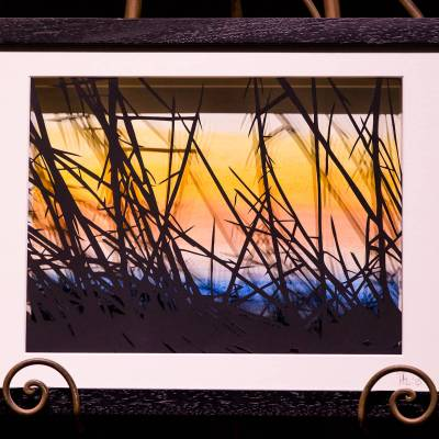 Tangled Sunset