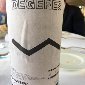 Montepepe - Degeres 2011