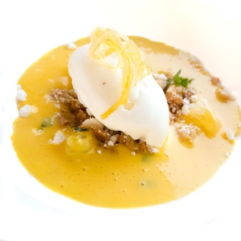 Limone, crumble all