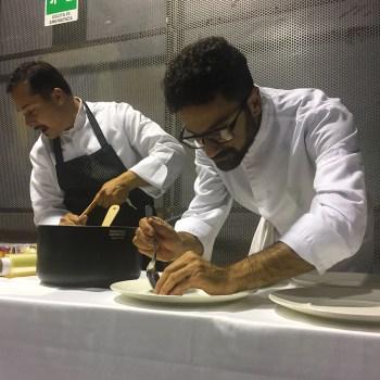 Enoteca Pinchiorri Alessandro Della Tommasina e Luca Lacalamita