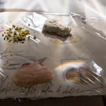 Gli ingredienti della tartara