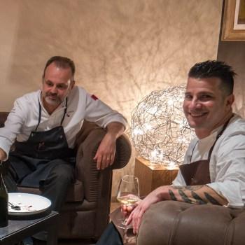 Nicola Portinari e Marcello Corrado