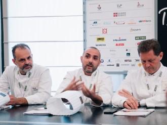 Nicola Portinari, Riccardo Monco, Enrico Cerea
