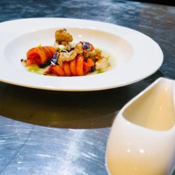 Giacomo Zezza, Bistrot 64 - Pasta, pollo, peperoni, cipolla