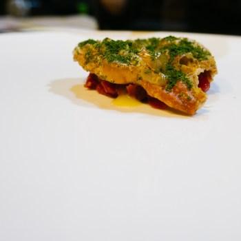 Andrea Giuseppucci - Pomodoro, aceto, pelle di pollo soffiata