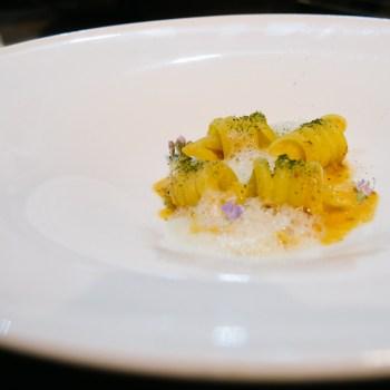 Donato Martella, Capriccio - Trottole al limone di mare