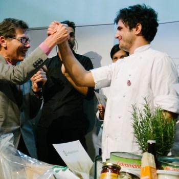 Stefano Terigi proclamato vincitore di Miglior Chef Emergente