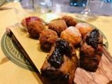 Fritti - Ribollita, pollo, pecorino, chianina