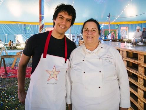 Santiago Lastra Rodriguez e Giovanna Guidetti