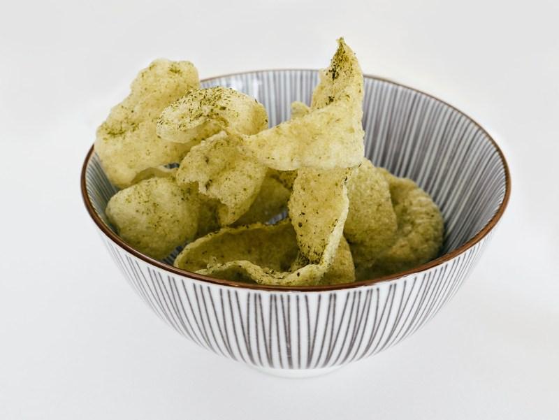 Ulliassi - Cialde di alghe