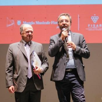Enzo Vizzari e Marco Damilano