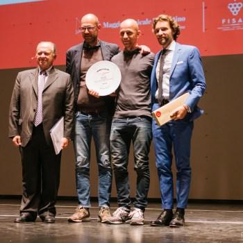 Riccardo e Giancarlo Camanini, Lido 84 - Premio Mychef per la performance dell