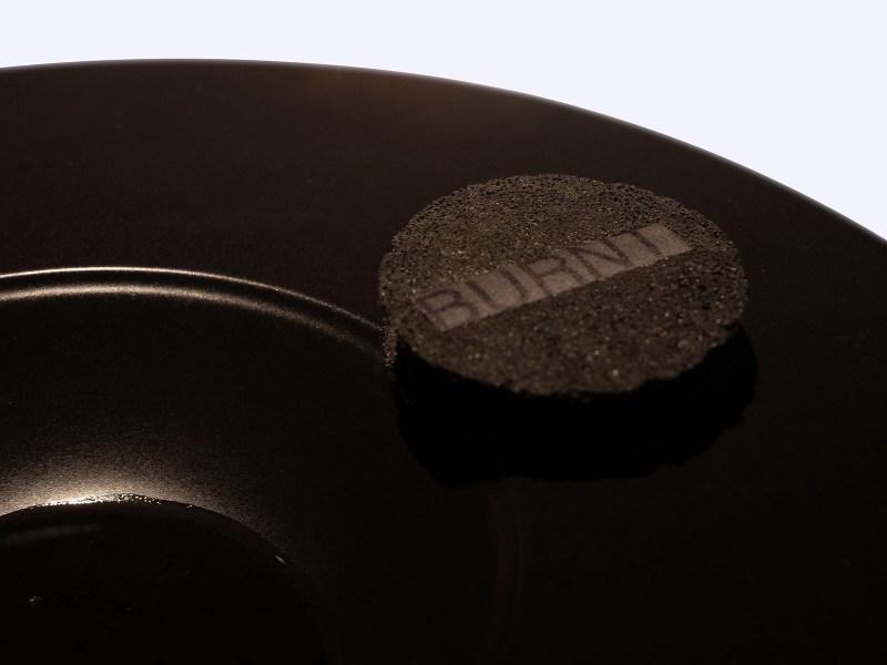 Massimo Bottura, Osteria Francescana - burnt