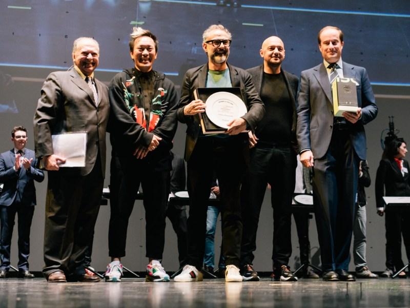 Massimo Bottura, Osteria Francescana - Premio Aceto Ponti per il piatto dell'anno