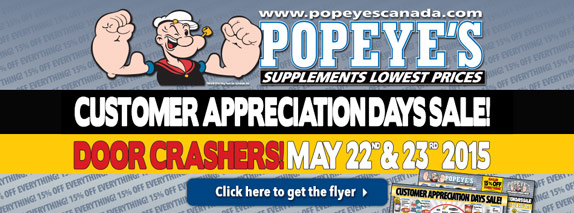 Popeyes Supplements Moncton  Popeyes Supplements Lowest Prices