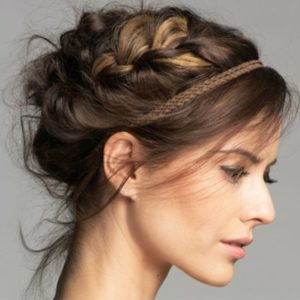 Pop Hair Formation - Chignon bohème 3
