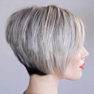 cheveux secs - mis en avant