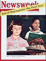 1954: Segregation story.