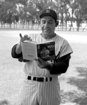 Image result for yogi berra catching