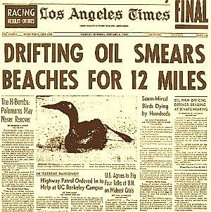 Image result for santa barbara oil spill