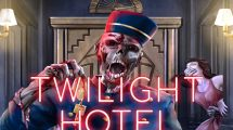 Twilight Hotel Comic - Pophorror