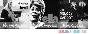 Pop Jazz Radio Todays Classic New Pop Jazz Diana Krall Ella Fitzgerald Melody Gardot