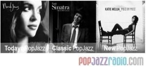 pop jazz radio Norah Jones Frank Sinatra Katie Melua