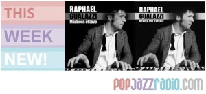 Raphael Gualazzi - Madness Of Love - pop jazz radio