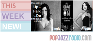 Emilie-Claire Barlow - Breaking Up Is Hard To Do (pop jazz radio)