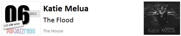 Pop Jazz Radio Charts top 06 (Best of 2011) Katie Melua - The Flood