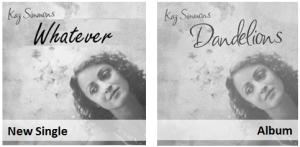 Kaz Simmons - Whatever (pop jazz radio)