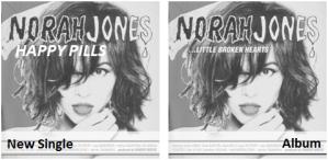 Norah Jones - Happy Pills (pop jazz radio)