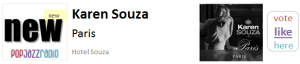 PopJazzRadioCharts top 13 (20121124)