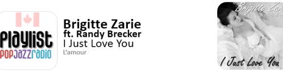brigitte zarie - i just love you
