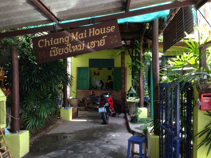 how to find an apartment in chiang mai